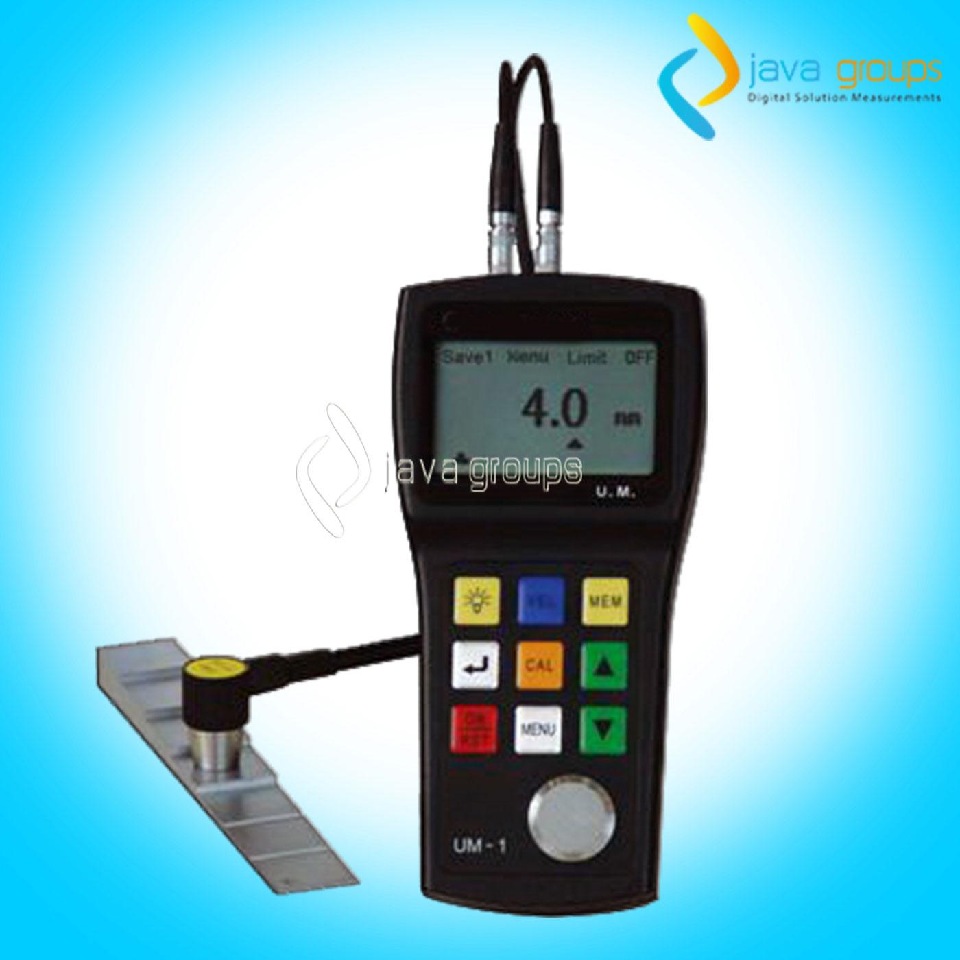 Thickness Meter Alat Pengukur Ketebalan Ultrasonic UM Series